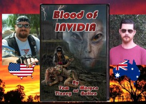 Blood of Invidia Promo cover for Father and Son Novel